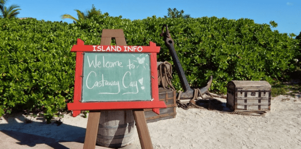 Disney Cruise Line Possibly Developing Another Private Island