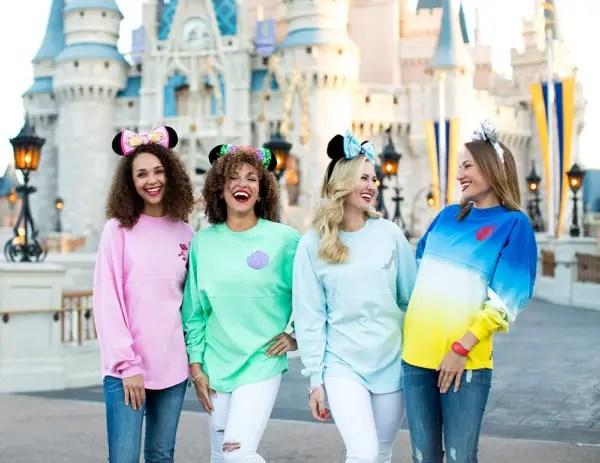 The Beautiful Disney Princess Spirit Jerseys are Now on shopDisney 1