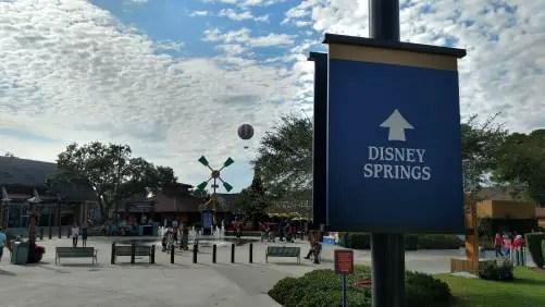 Disney Springs Vice President job opening