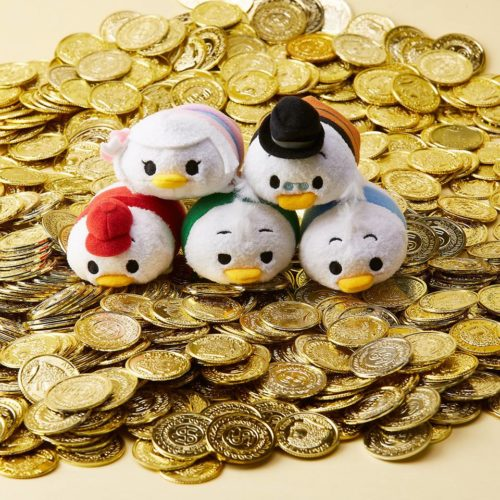 DuckTales Tsum Tsum Collection