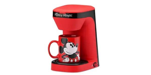 Mickey Coffee Maker