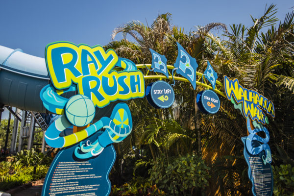 Aquatica Ray Rush