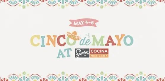 Frontera Cocina celebrates Cinco de Mayo