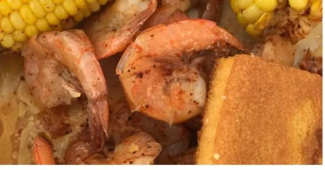 South of the Border Shrimp