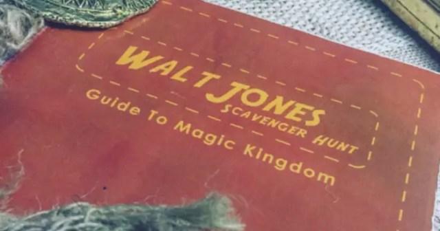 Walt Jones Scavenger Hunt