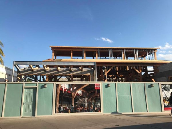 Construction Update on Wolfgang Puck Bar and Grill at Disney Springs 3