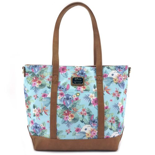 Loungefly Stitch Tote Bag