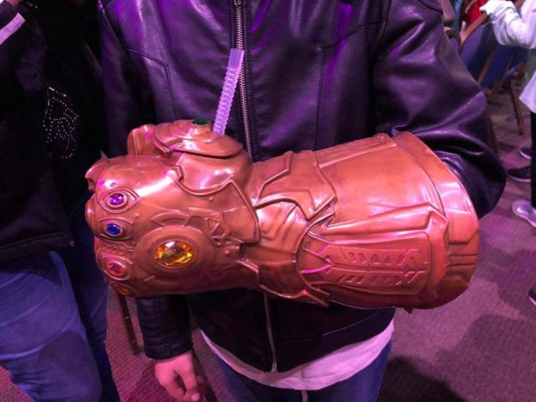 New Infinity Drink Gauntlet Sipper at Disneyland