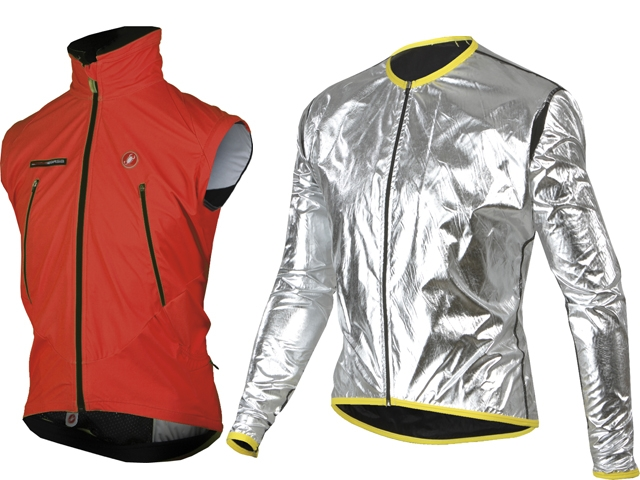 Castelli Cycling Apparel Keeps You Warm All Over With NASA Fabrics ... 0ceeef0a1