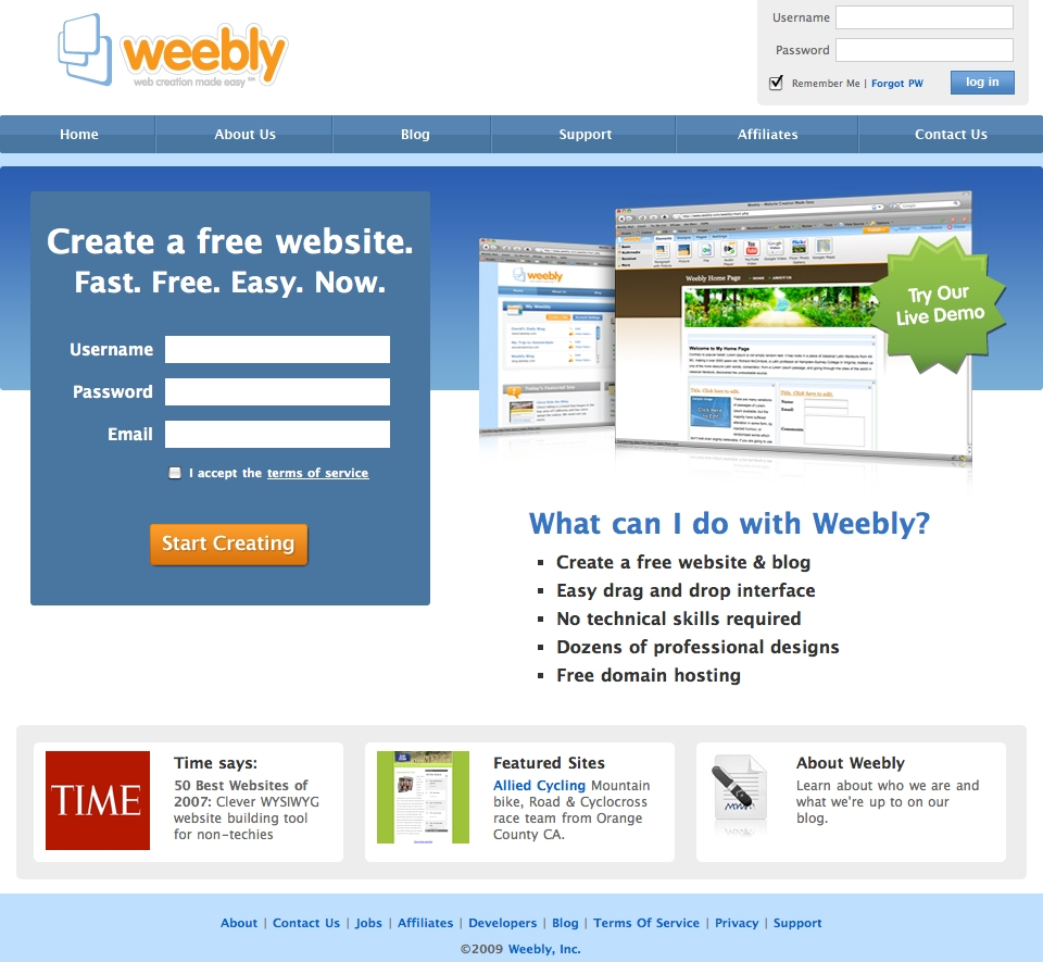 How To Become A Weebly Web Designer