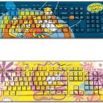 Simpsons-Keyboards