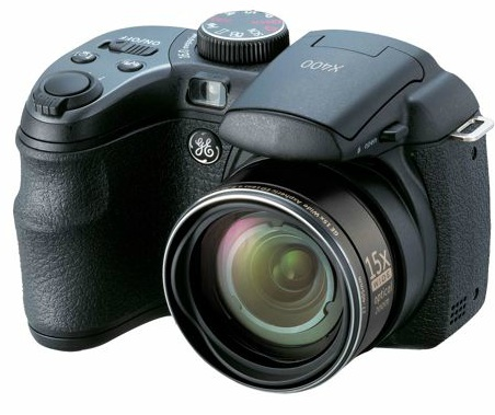 ge x400 offers entry level dslr quality on the cheap chip chick rh chipchick com GE X400 Camera Specs GE X400 Camera E