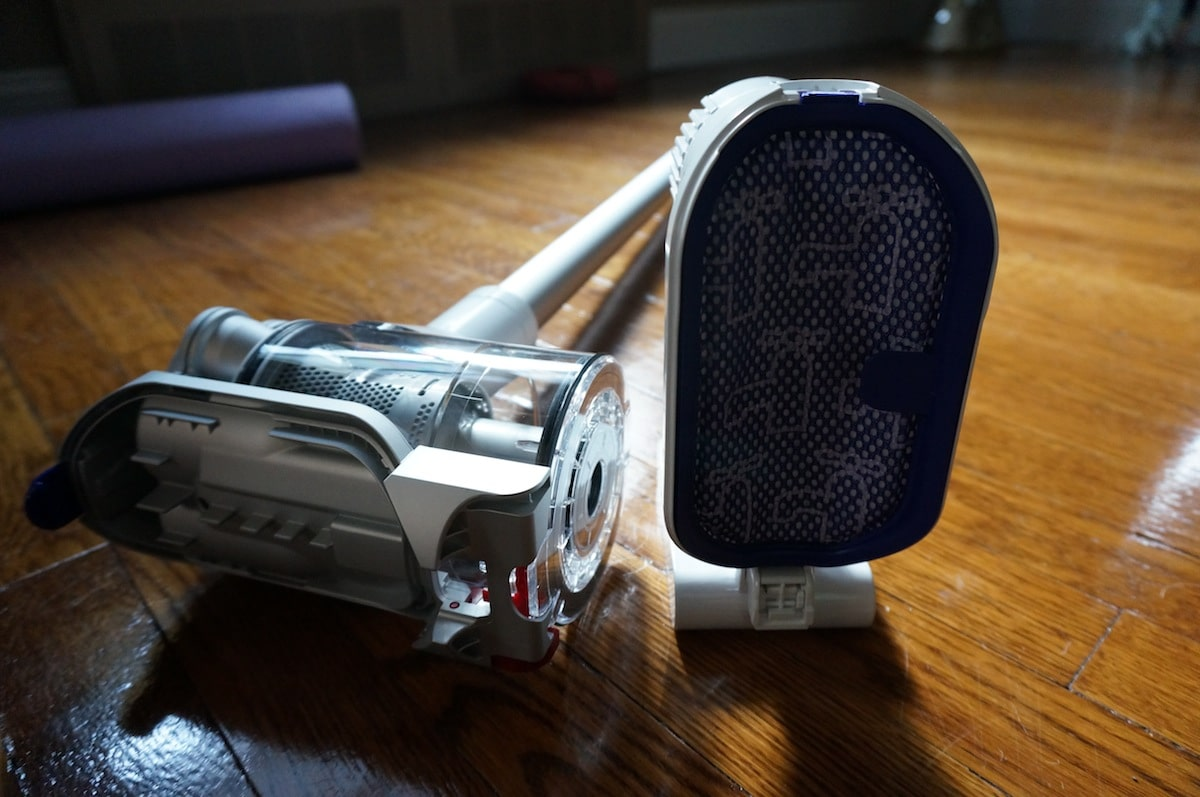 Dyson Hard Dc 56 Review A Vacuum That Makes Easy Love To
