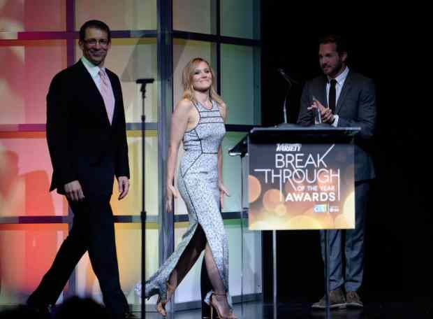 2014 Variety Breakthrough Of The Year Awards - Show