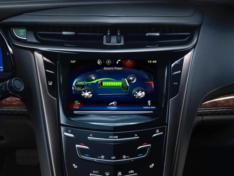 Cadillac CUE Gets Some Tweaks and Its Own App Store – Chip
