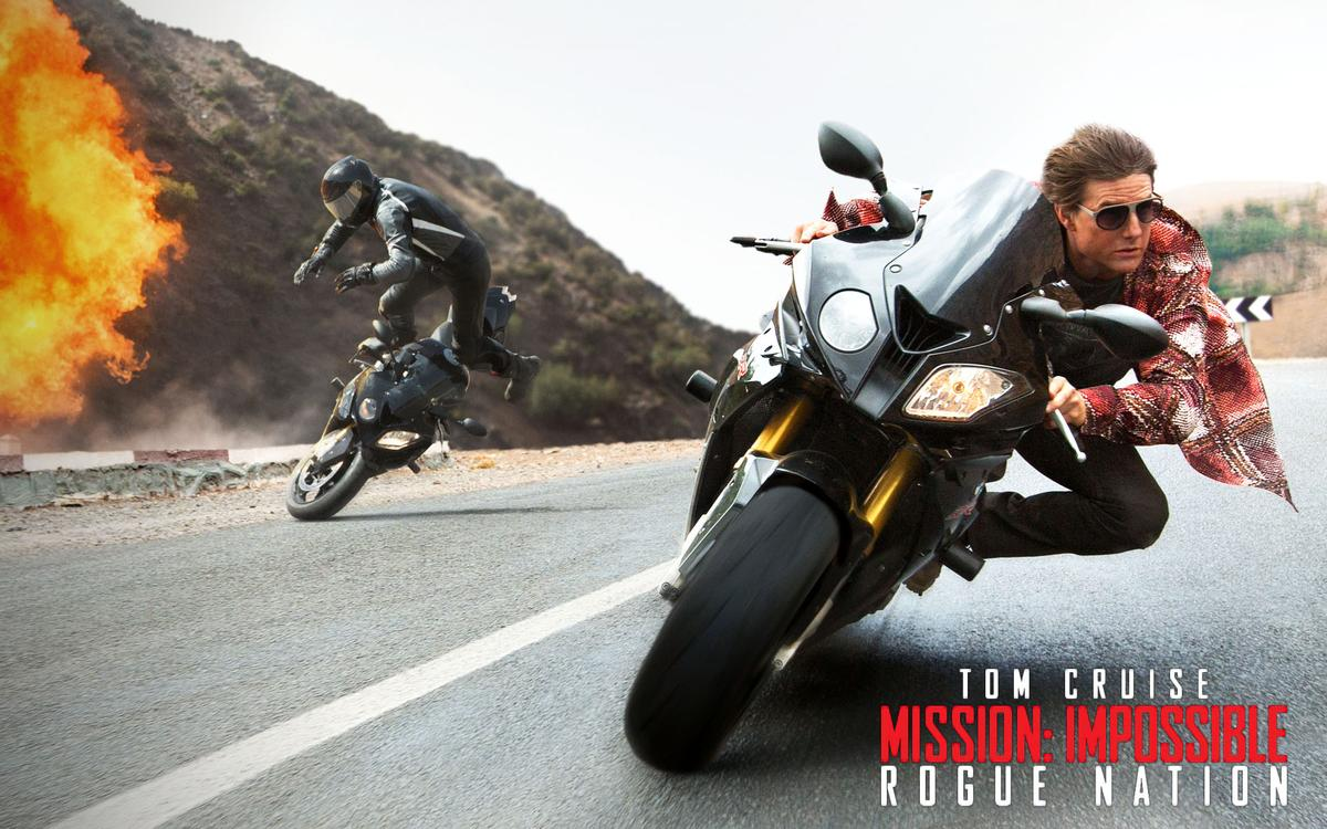 Car Chases Wallpaper Mission Impossible Rogue Nation Imax Review