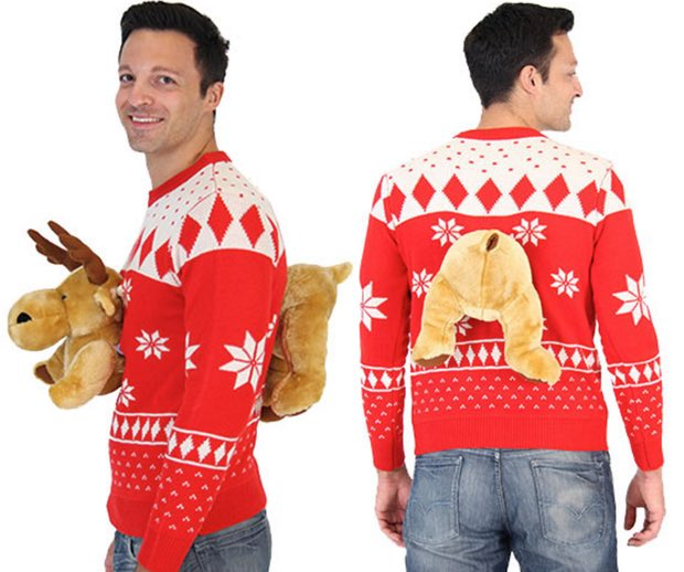 22 of the Geekiest Ugly Christmas Sweaters Money Can Buy