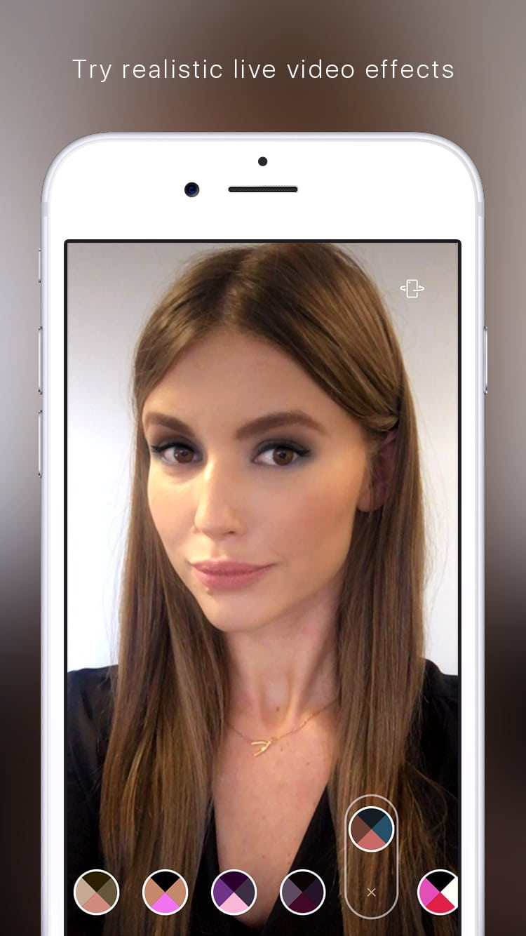 Modiface Live Lets You Record Video Wearing Virtual Makeup Chip Chick