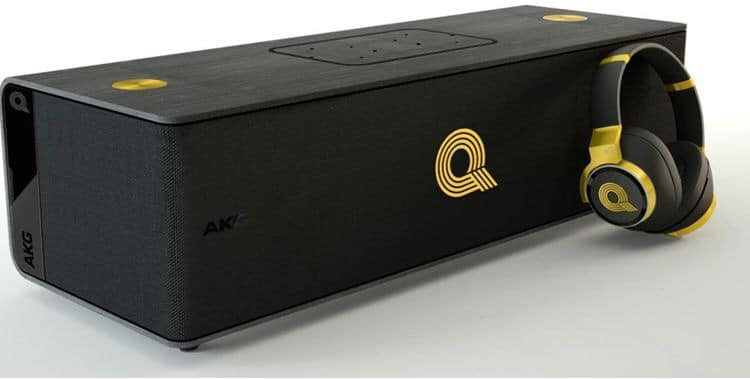 Quincy Jones Gets His Own Luxury AirPlay Speaker System from Harman