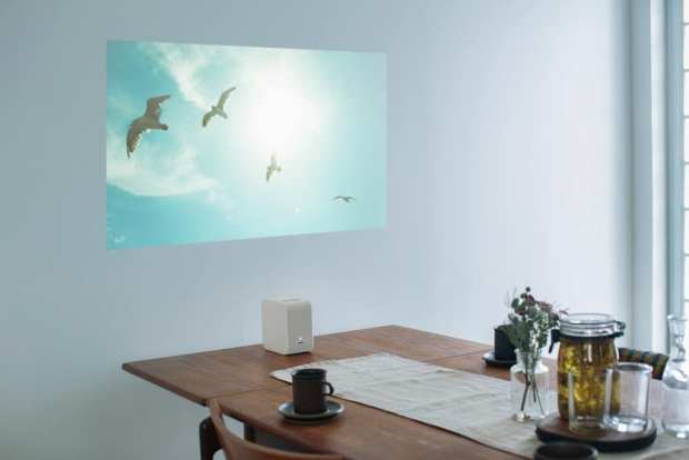 Portable Ultra Short Throw Projector_2