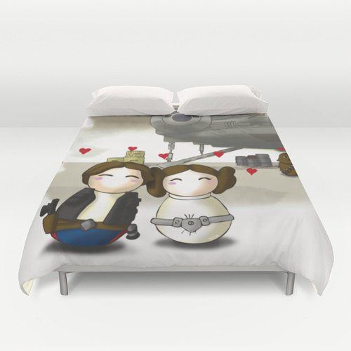 24 ways to geek up your bed with nerdy sheets and bedding chip chick share on facebookshare on twitter gumiabroncs Choice Image