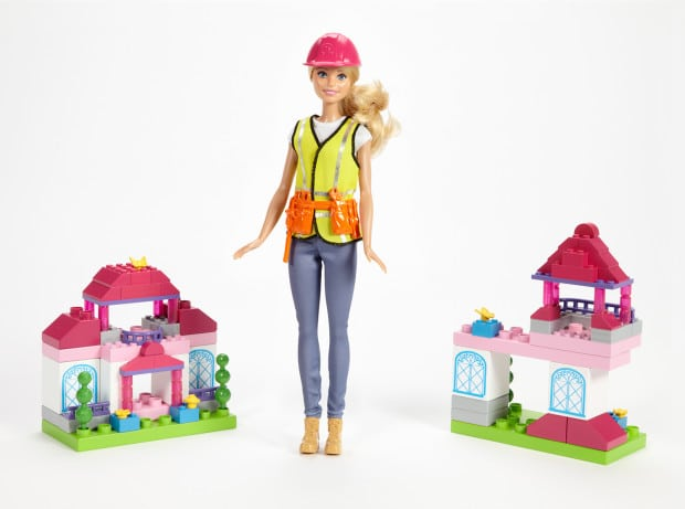 Barbie® Builder Doll & Playset Asst FCP76