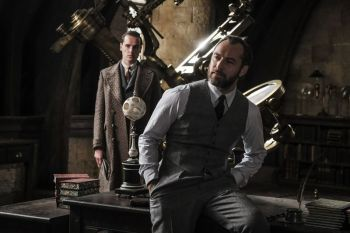 The Week in Geek – The New Doctor is In and New Fantastic Beasts 2 Photos Are Out