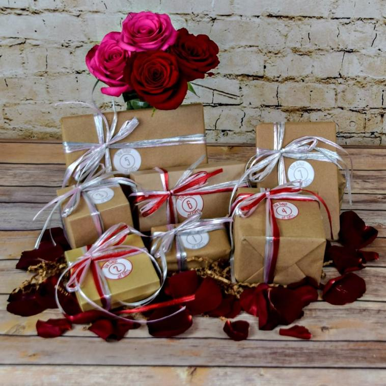 Win A 7 Days Of Valentine S Day Gift Package From The Days Of Gifts