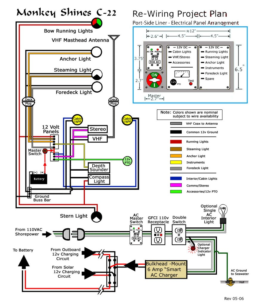 C22 Electrical Schematics