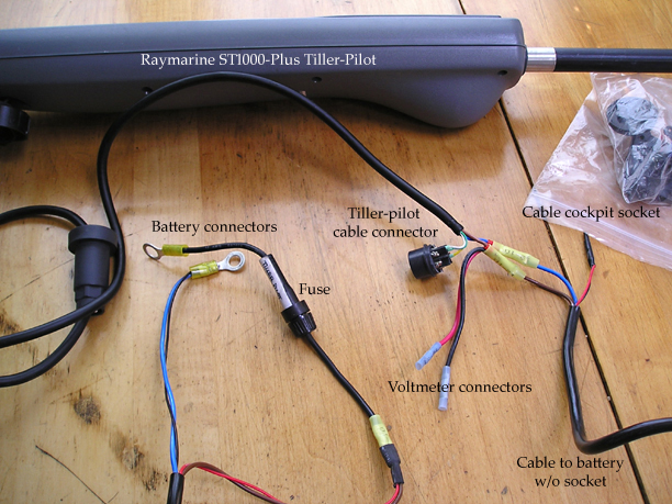 Raymarine Autopilot Wiring Diagram