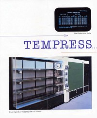 Tempress - DDC Diffusion furnace