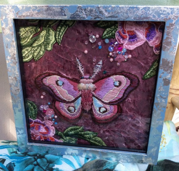 Barbie Dream House Moth by Suzanne Forbes Aug 22 2018
