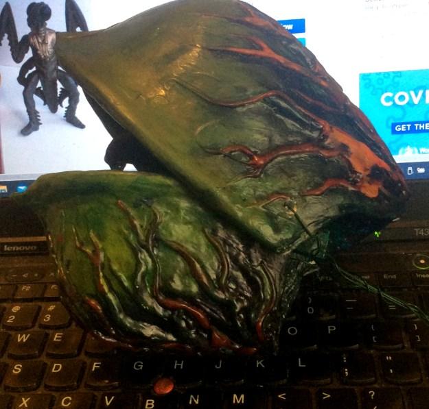 Alien venus flytrap stem Suzanne Forbes May 2020