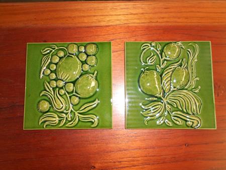victorian tiles sydney new reproduction ceramic victorian federation art nouveau tiles smiths fig grape vic victorian greenseries