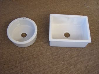 vintage sinks shaws ceramic porcelian fire clay