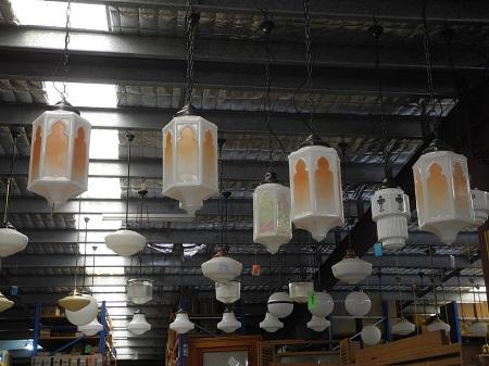 antique lighting original gothic lights pendant single chain suspension