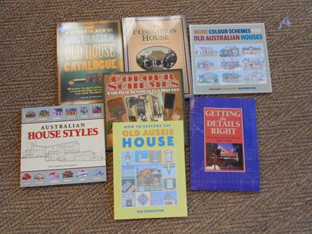 House Restoration Books