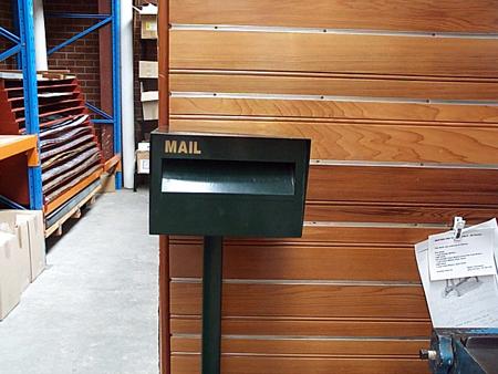 Nuline Letterbox