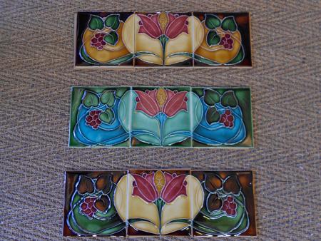 Porteous 3 Tile Sets