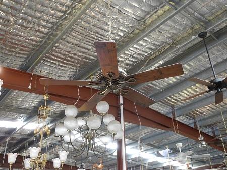 Savoy Ceiling Fan