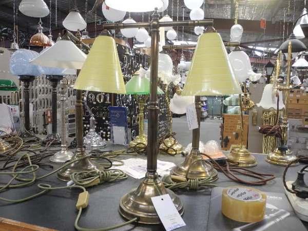 new antique lighting secondhand original art deco federation victorian standard lamp lamps floor light lights