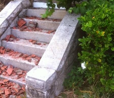Sandstone Staircase