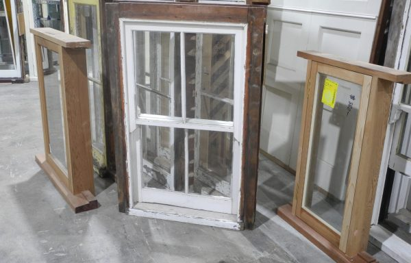 Small Double Hung Window 046