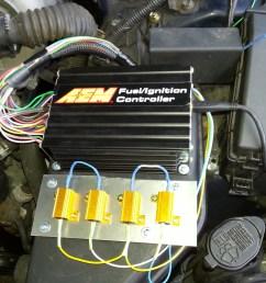 prep for turbo aem fic tuning lexus is forum aem fic wiring harness [ 1066 x 800 Pixel ]