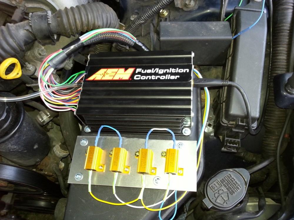 medium resolution of prep for turbo aem fic tuning lexus is forum aem fic wiring harness