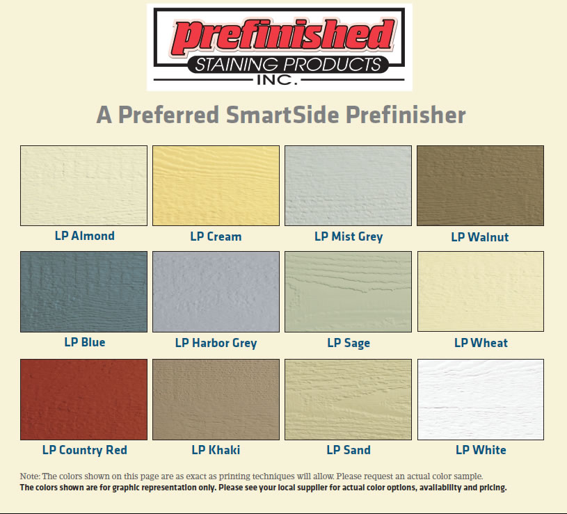Smart Look Cedar Siding Lp