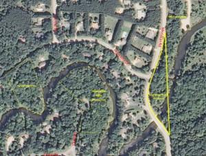 Meridian Road Preserve Aerial