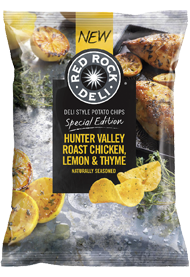 Potato Chips and Crisps from Red Rock Deli  Chips  Crisps