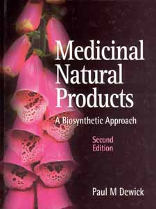 Dewicks Medicinal Natural Products- a Biosynthetic Approach.