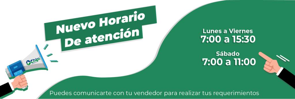 Nuevo Horaio